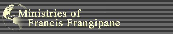 The Ministries of Francis Frangipane